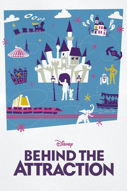Behind the Attraction online