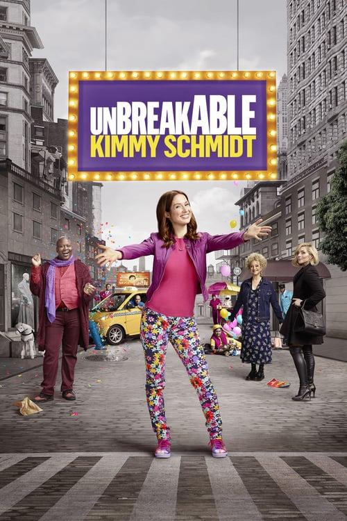 Nezdolná Kimmy Schmidt online