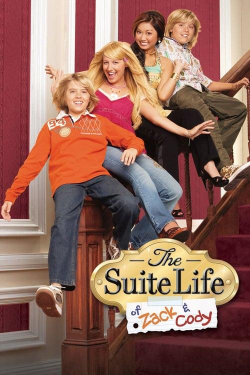 Sladký život Zacka a Codyho online