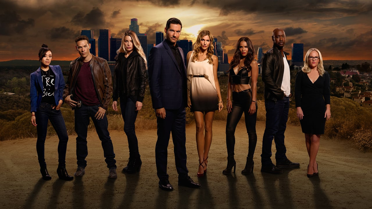 Lucifer, 5. řada (21. srpen, Netflix)