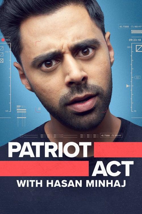 Hasan Minhaj: Patriot Act online