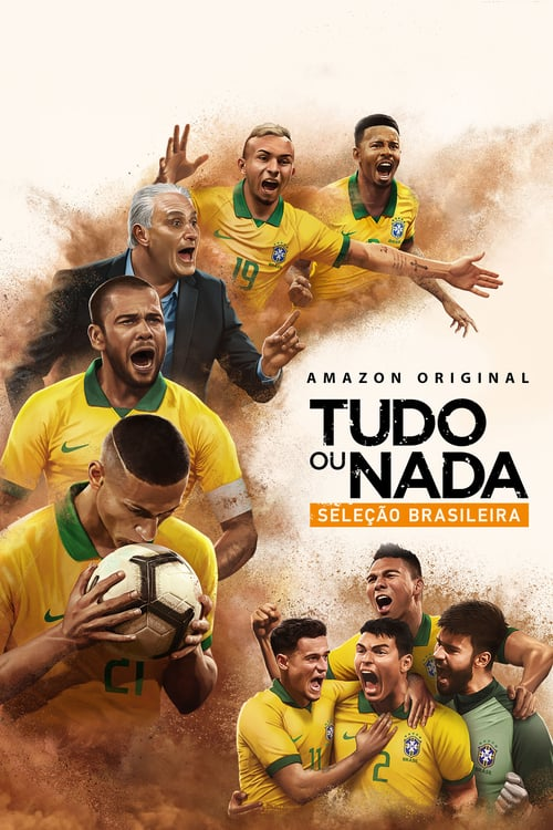 All or Nothing: Brazil National Team online