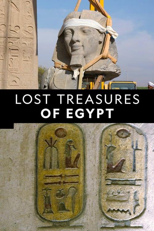 Lost Treasures Of Egypt online