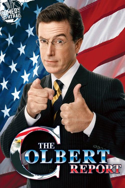 The Colbert Report online