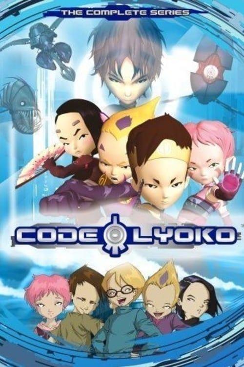Kód Lyoko online
