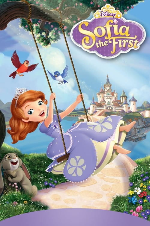 Sofie první: Byla jednou jedna princezna online
