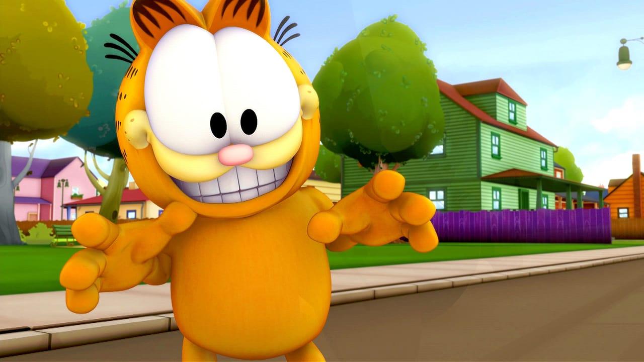 Garfieldova show