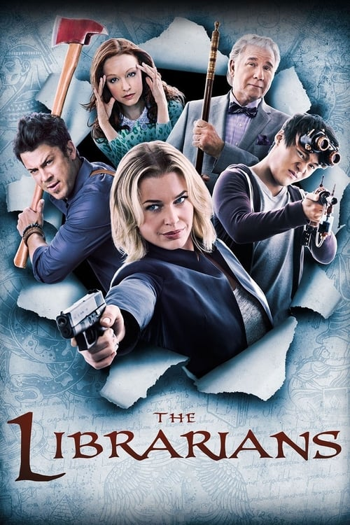 The Librarians online