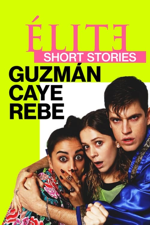 Elitní povídky: Guzmán Caye Rebe online