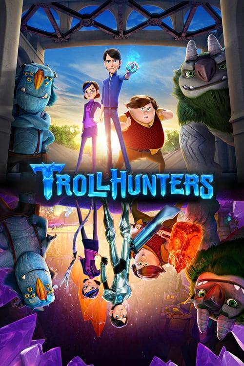 Trollhunters online