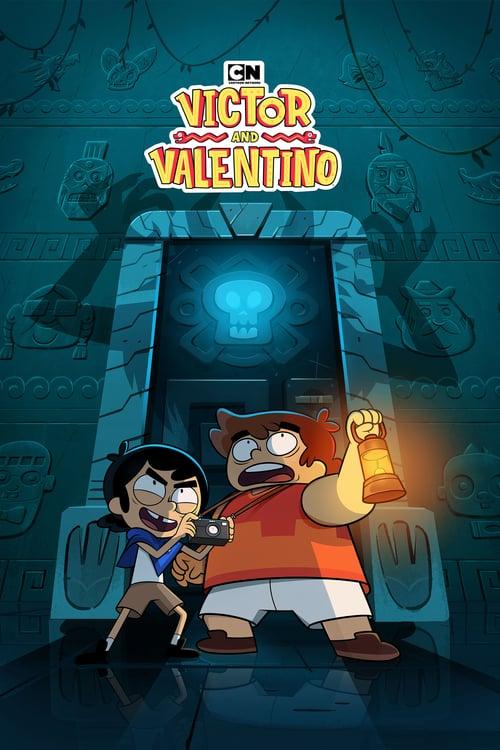 Victor a Valentino online