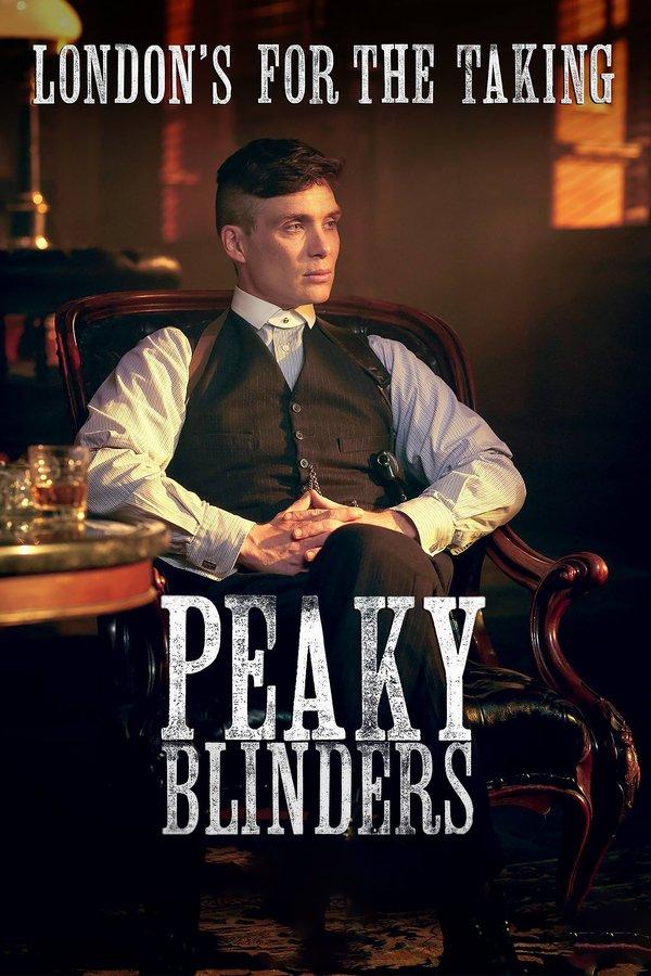 Peaky Blinders – Gangy z Birminghamu online