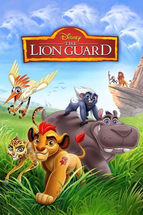 The Lion Guard online