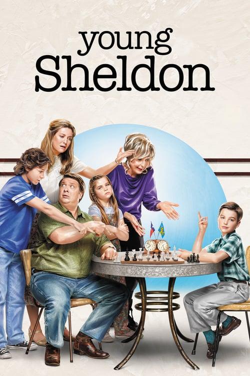Malý Sheldon online