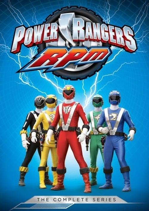 Power Rangers R.P.M online