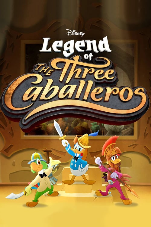 Disney Legend of the Three Caballeros online