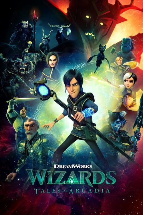 Kouzelníci: Příběhy z Arkádie online