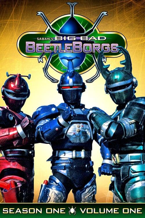 Big Bad Beetleborgs online