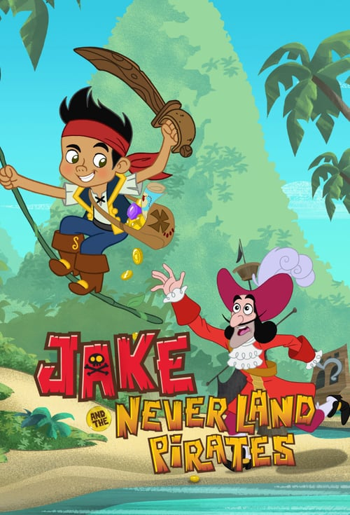 Disney Jake and the Never Land Pirates online