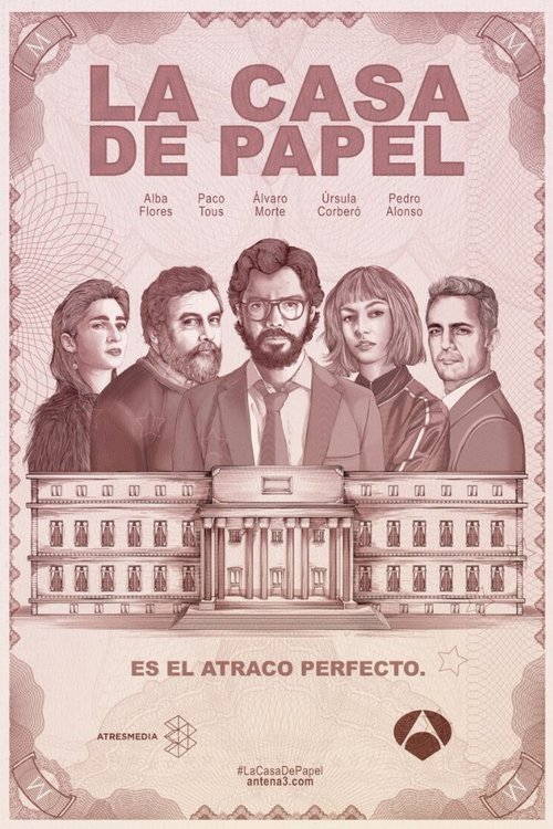 La casa de papel online