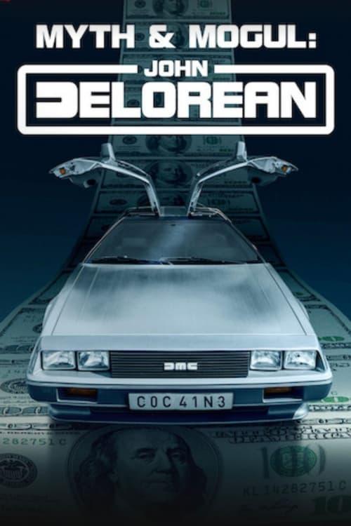 Mýtus a mogul: John DeLorean online