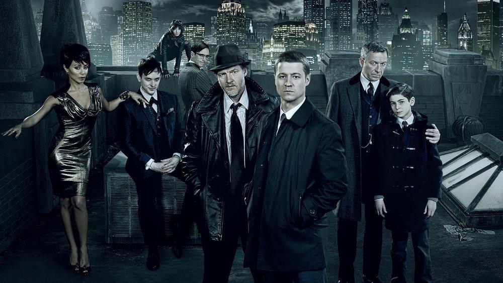 Gotham, Hannibal a další seriály s dabingem na Netflixu
