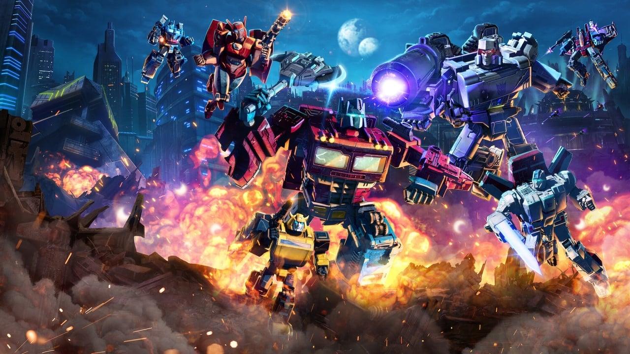 Transformers: Války o Cybertron