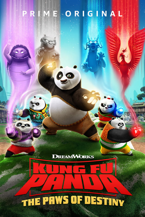 Kung Fu Panda: The Paws of Destiny online