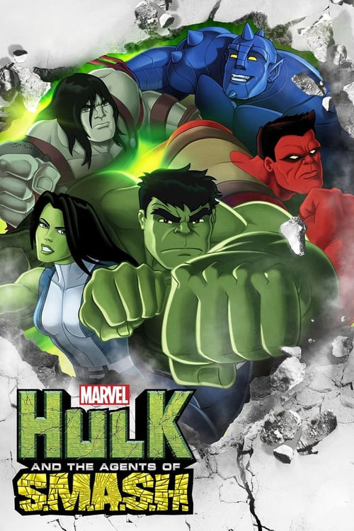 Hulk and the Agents of S.M.A.S.H online