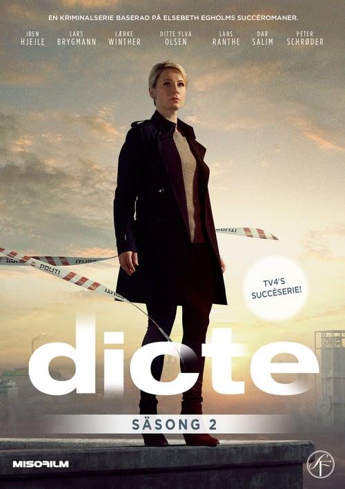 Dicte - kriminální reportérka online