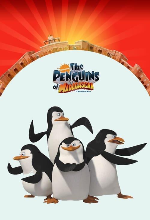 Tučňáci z Madagaskaru online