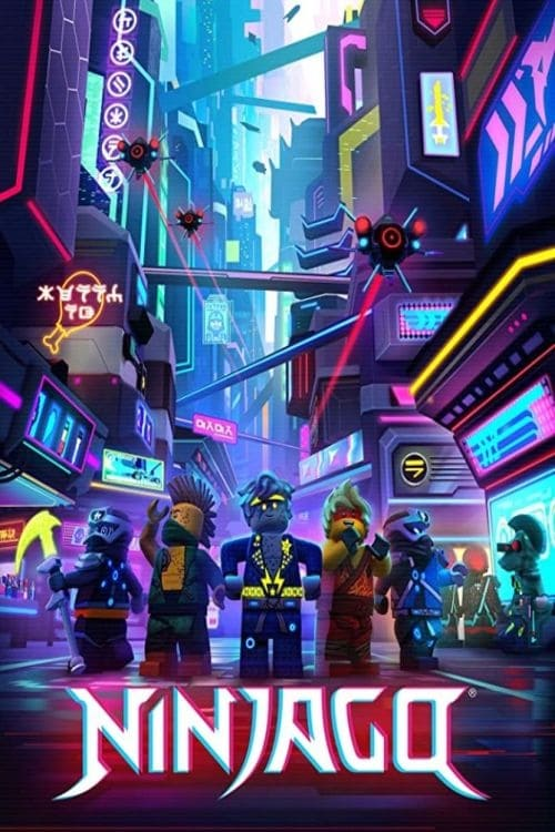 LEGO Ninjago: Tajemství zakázaného Spinjitzu online