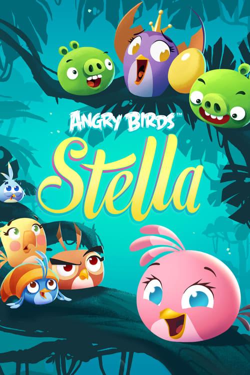 Angry Birds: Stella - Kolekce krátkých filmů online