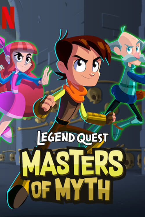 Legend Quest: Masters of Myth online