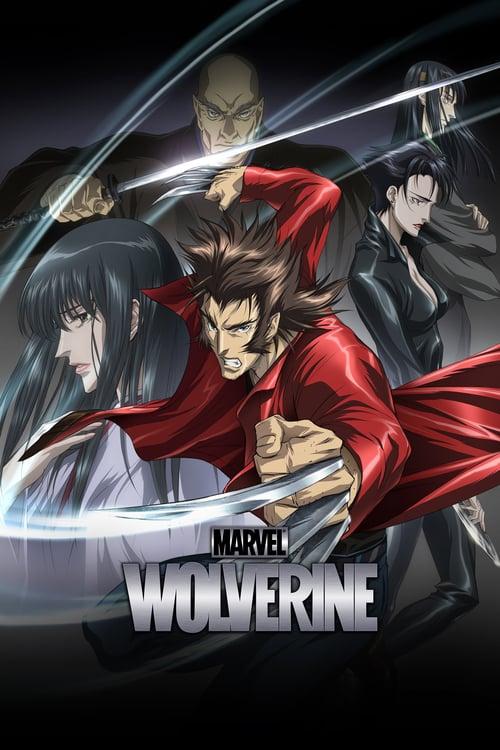 Marvel Anime: Wolverine online