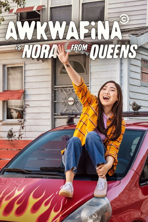 Awkwafina is Nora From Queens online