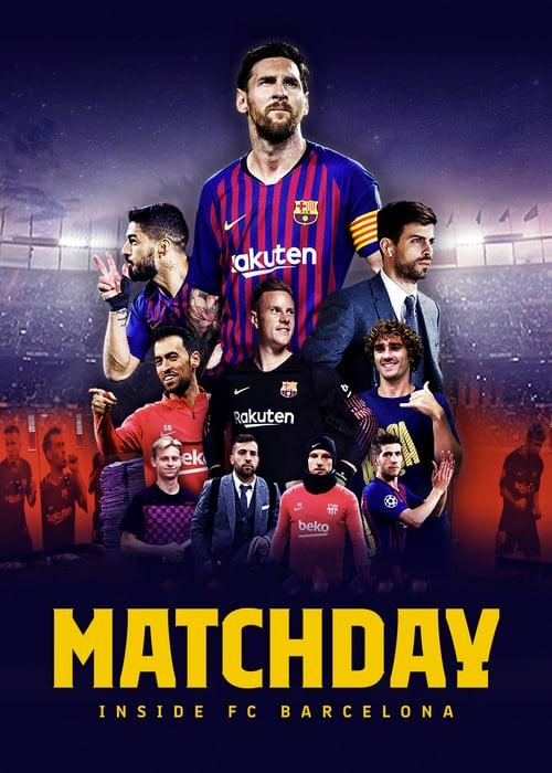 Matchday: Inside FC Barcelona online