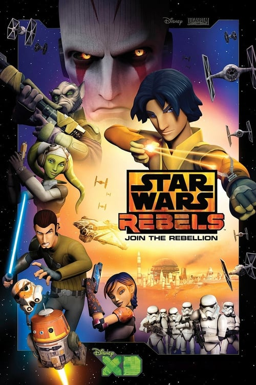 Star Wars Povstalci online