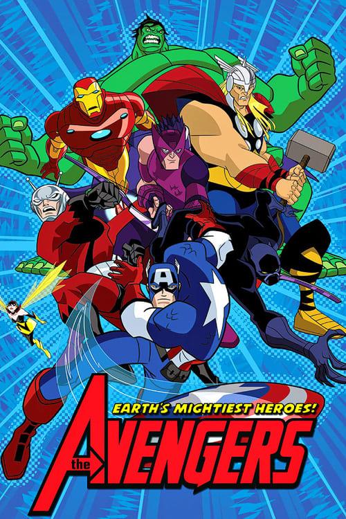 The Avengers: Nejmocnější hrdinové světa online