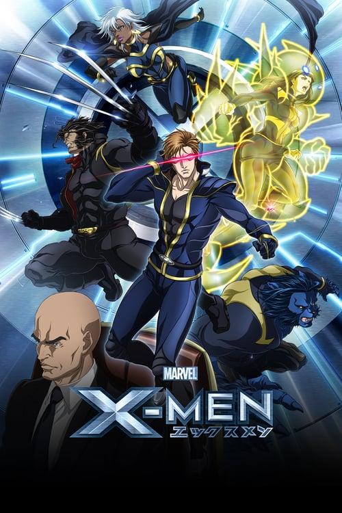 Marvel Anime: X-Men online