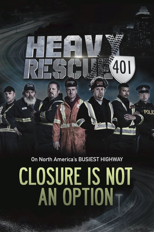 Heavy Rescue: 401 online