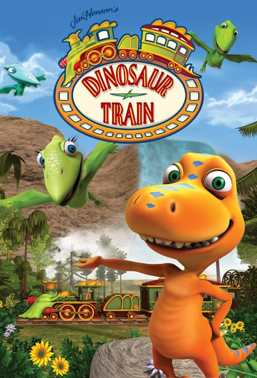 Dinosaur Train online