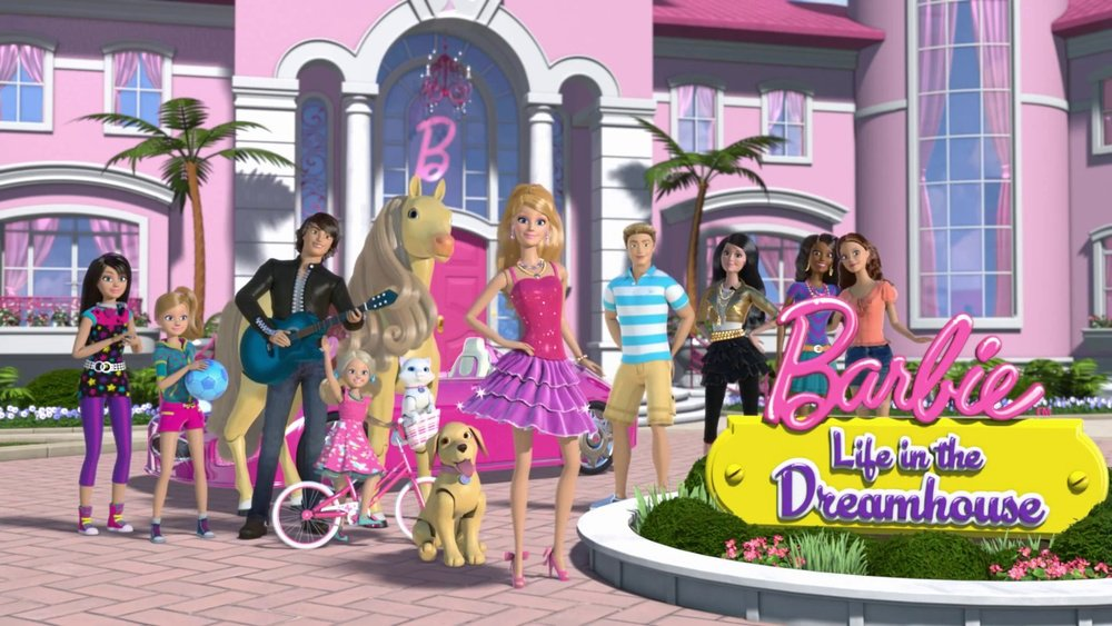 Barbie: Life in the Dreamhouse online