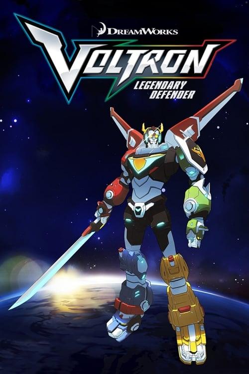 Voltron: Legendary Defender online