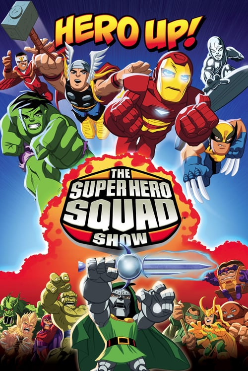 The Super Hero Squad online