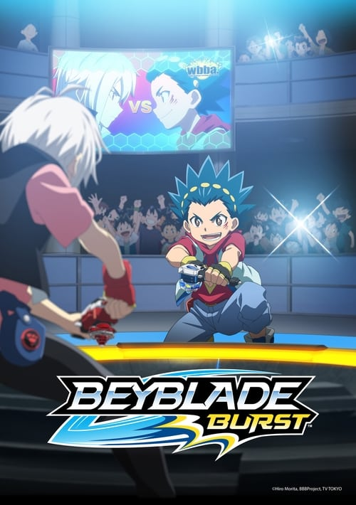 Beyblade Burst Turbo online
