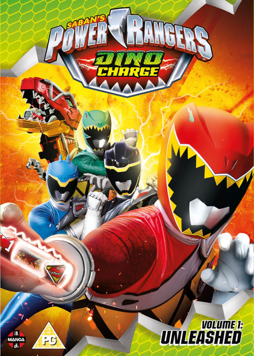 Power Rangers Dino Charge online