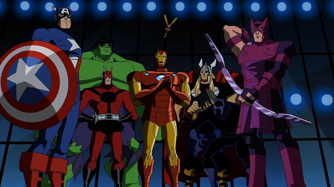 The Avengers: Nejmocnější hrdinové světa