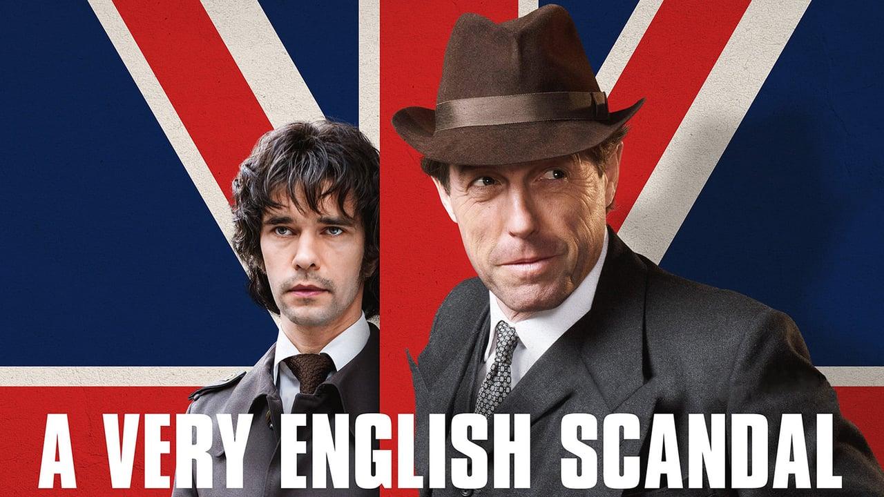 Skandál po anglicku