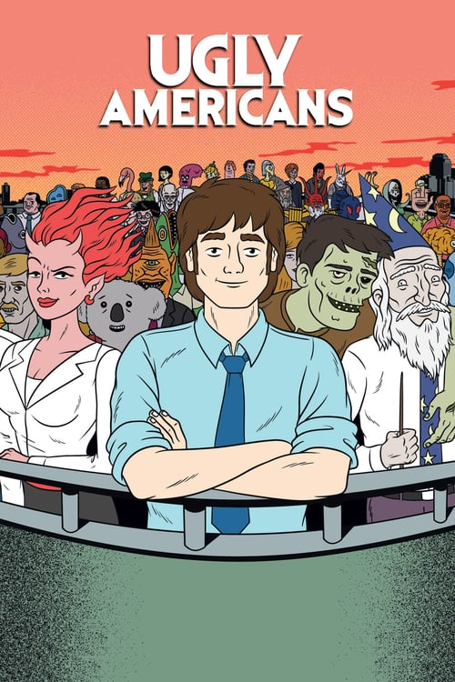 Ugly Americans online